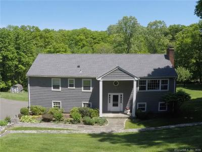 Ridgefield Single Family Home For Sale: 24 Circle Drive East