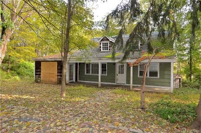 Redding Single Family Home For Sale: 68 Simpaug Turnpike