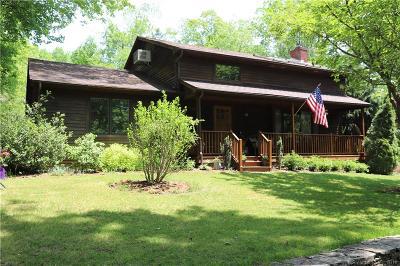 New Milford Single Family Home For Sale: 39 Cedar Lane