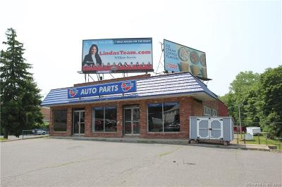 Middletown Commercial For Sale: 311 Main Street Extension