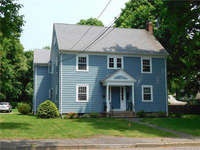 Southington Multi Family Home For Sale: 11 Cowles Avenue
