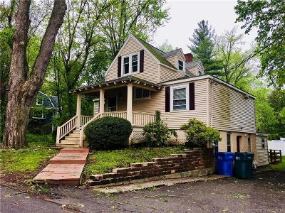 Hamden Single Family Home For Sale: 15 Old Cannon Street