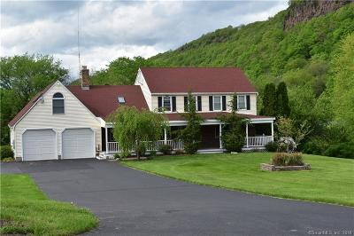 Wallingford Single Family Home For Sale: 63 Cliffside Drive