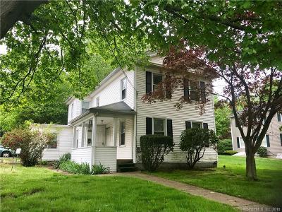 Hamden Single Family Home For Sale: 2818 Whitney Avenue
