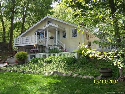 Darien Single Family Home For Sale: 9 Fairmead Road
