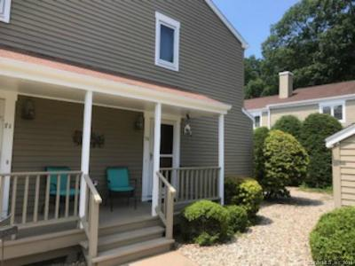 Southington Condo/Townhouse For Sale: 72 Clearview Court #72