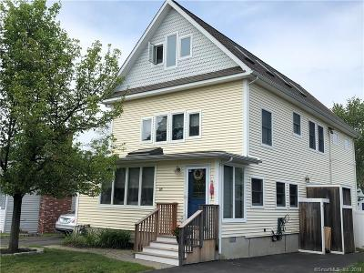 Branford Single Family Home For Sale: 18 Waverly Road