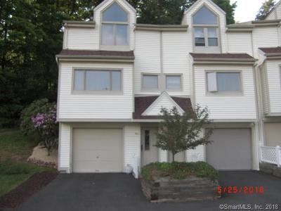 Meriden CT Condo/Townhouse For Sale: $125,900