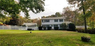 Thomaston Single Family Home For Sale: 46 Lynnrich Drive