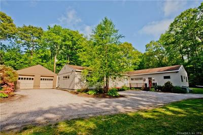 Stonington Single Family Home For Sale: 592 New London Turnpike