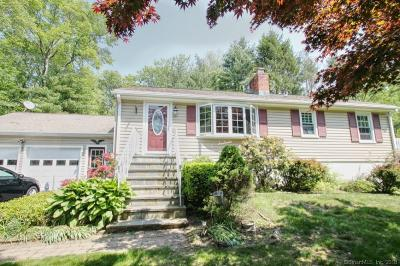 Bethany Single Family Home For Sale: 76 Francis Drive