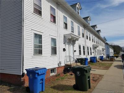 Norwich Multi Family Home For Sale: 19-21 South 2nd Avenue