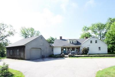 Windham County Single Family Home For Sale: 136 Lewis Road