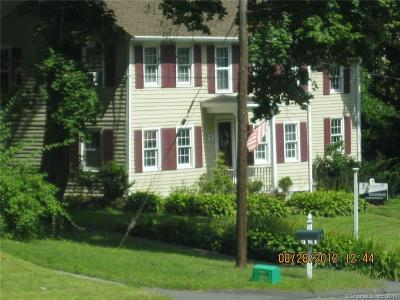 Newtown Multi Family Home For Sale: 91 Church Hill Road