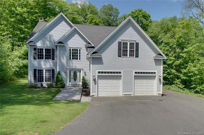 Bethany Single Family Home For Sale: 22 Tollgate Road
