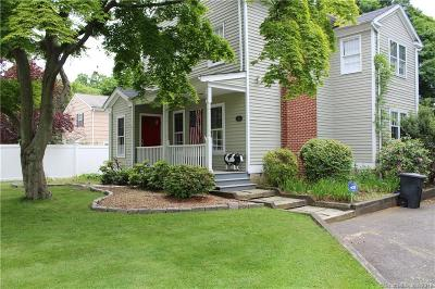 Fairfield Single Family Home For Sale: 687 Stratfield Road