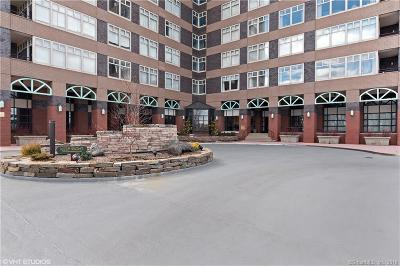 East Hartford Condo/Townhouse For Sale: 235 East River Drive #1302