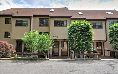 Greenwich Condo/Townhouse For Sale: 12 Glenville Street #203