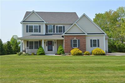 Cromwell Single Family Home For Sale: 22 Congress Drive