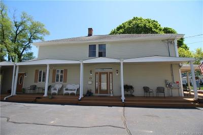 Milford Single Family Home For Sale: 16 Wall Street