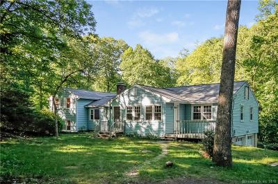 Wilton Single Family Home For Sale: 5 Dogwood Lane