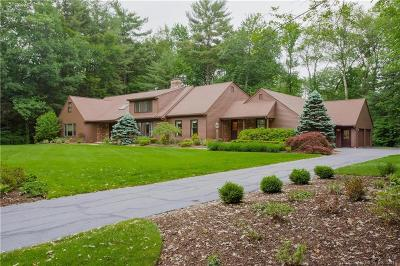 Simsbury Single Family Home For Sale: 11 Harding Drive