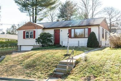 Wolcott Single Family Home For Sale: 3 Anita Terrace