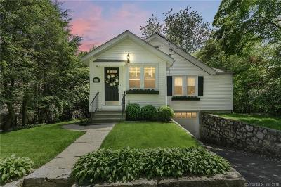 Stamford Single Family Home For Sale: 102 Ogden Road