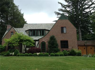 West Hartford Single Family Home For Sale: 9 Staples Place
