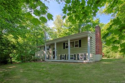 Ridgefield Single Family Home For Sale: 10 Craigmoor Road