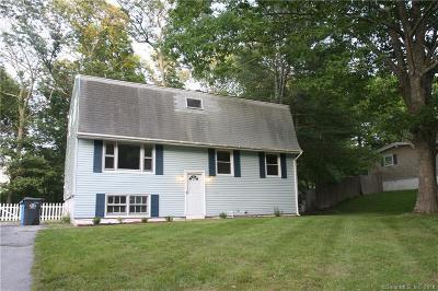Ledyard Single Family Home For Sale: 44 Blacksmith Drive