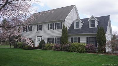 Woodbury Single Family Home For Sale: 93 Westside Road