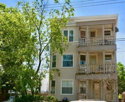New Haven Multi Family Home For Sale: 132 Saltonstall Avenue
