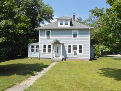 Cromwell Single Family Home For Sale: 607 Main Street