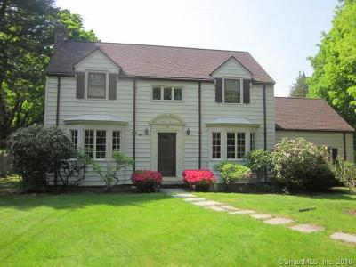 Hamden Single Family Home For Sale: 24 Brookhaven Road