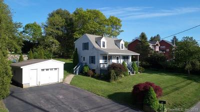 Stonington Single Family Home For Sale: 73 Masons Island Road