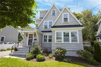 Fairfield Single Family Home For Sale: 281 Fairview Avenue