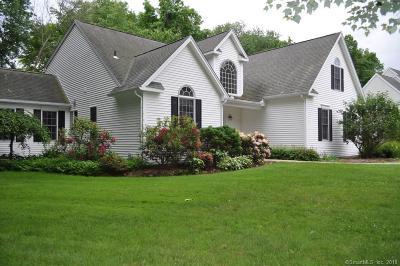 Avon Condo/Townhouse For Sale: 4 Eagles Glen #4