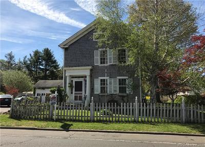 Milford Single Family Home For Sale: 1173 New Haven Avenue