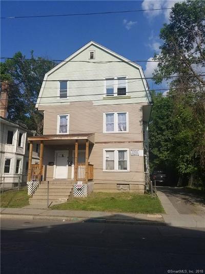 Hartford Multi Family Home For Sale: 606 Garden Street