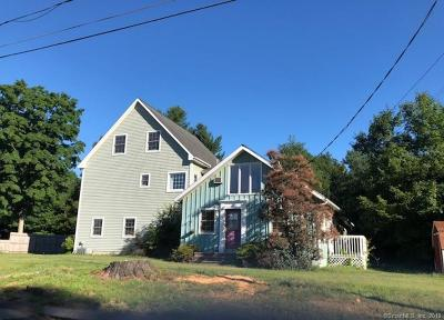 Cheshire Single Family Home For Sale: 172 Fenn Road