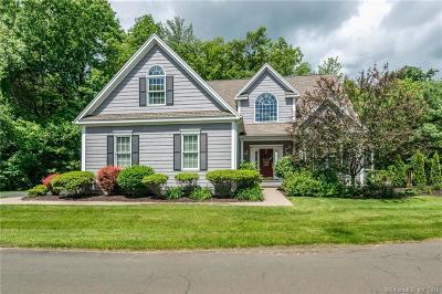 Avon Single Family Home For Sale: 3 Wills Walk #3