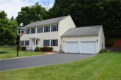 Cheshire Single Family Home For Sale: 30 Evelen Court