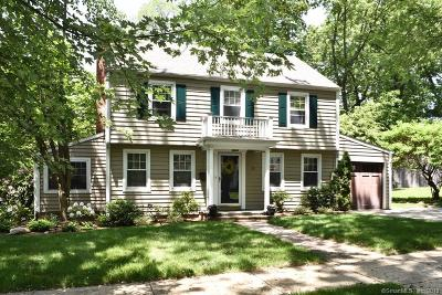 Hamden Single Family Home For Sale: 83 Dawes Avenue