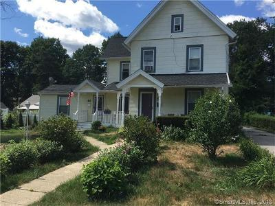 Watertown Multi Family Home For Sale: 78-80 Maple Avenue
