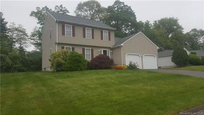 East Haven Single Family Home For Sale: 25 Erico Drive