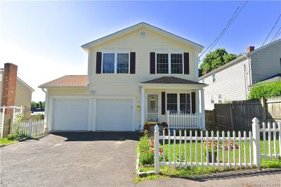 Fairfield CT Single Family Home For Sale: $549,900