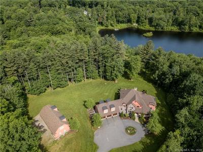 Litchfield Single Family Home For Sale: 185 Goodhouse Road