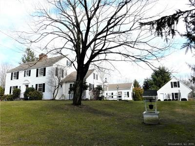 Newtown Single Family Home For Sale: 35 Huntingtown Road