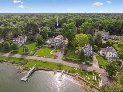 Darien Single Family Home For Sale: 7 Indian Trail